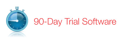 90 day sofware trial promo